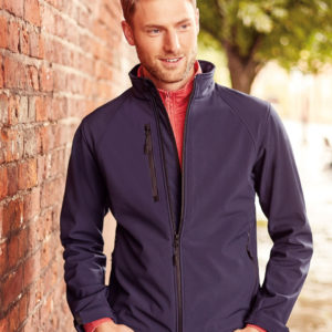 Russell Mens Soft Shell Jacket