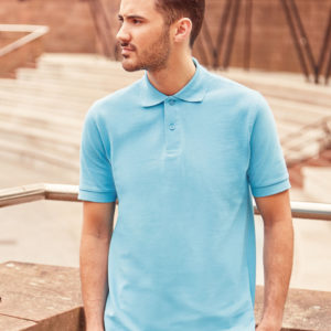 Classic Cotton Polo Shirt