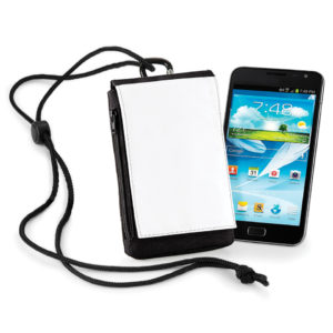 Bagbase Sublimation Phone Pouch XL