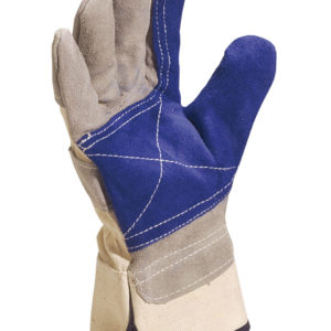 Cowhide Split Leather Glove
