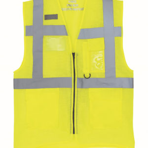 Yoko Cool Mesh Safety Vest