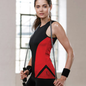 Ladies' Cooltex Sports Vest