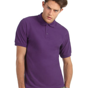 B&C Mens Heavymill Polo Shirt
