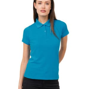 Safran Pure Ladies' Short Sleeve Polo