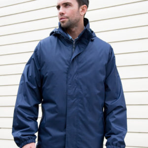Core 3-in-1 Jacket with Quilted Bodywarmer