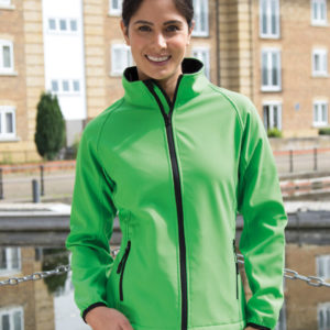 Result Core Ladies Printable Sshell Jkt