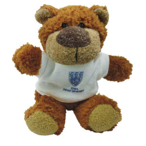 F140 8 Inch Buster Bear with T-Shirt