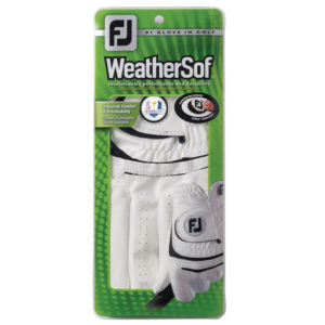F145 Footjoy WeatherSof Gloves