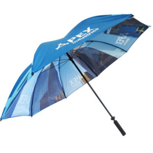 F146 Spectrum Sport Double Canopy Golf Umbrella