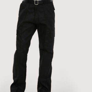 Cargo Trouser with Knee Pad Pockets Long