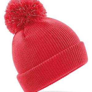 Beechfield Junior Reflective Beanie