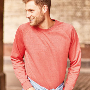 Russell Mens HD Raglan Sweat
