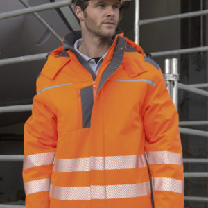 Result Safeguard Dynamic Softshell Coat