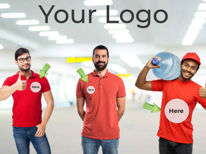 Workwear with your Logo