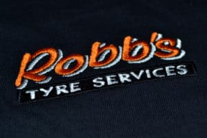 Embroidered Clothing from T King Associates