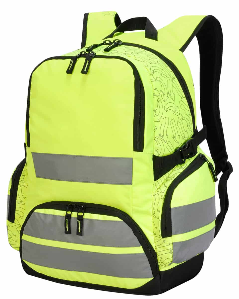 Shugon London Hi Vis Backpack