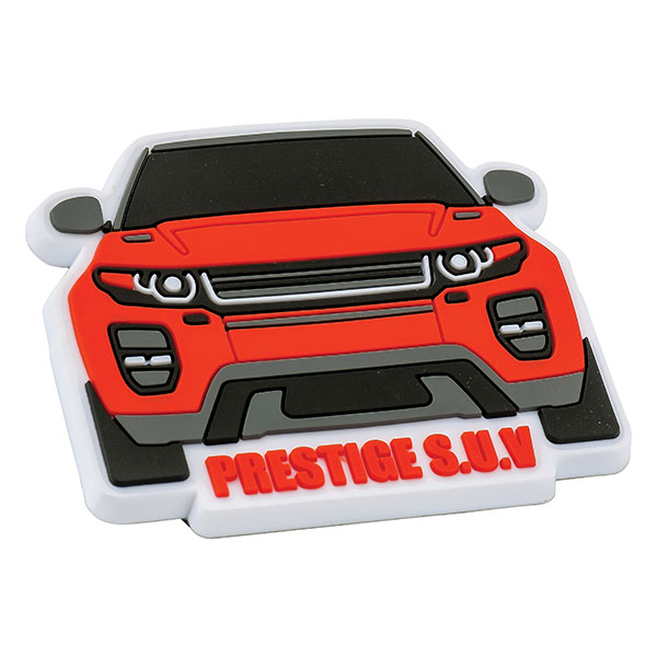 40mm Soft PVC Fridge Magnet