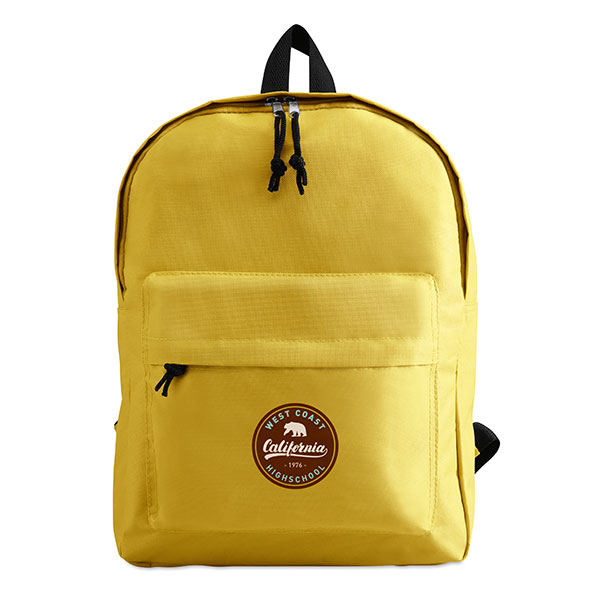 600D Junior Backpack with Front Pocket
