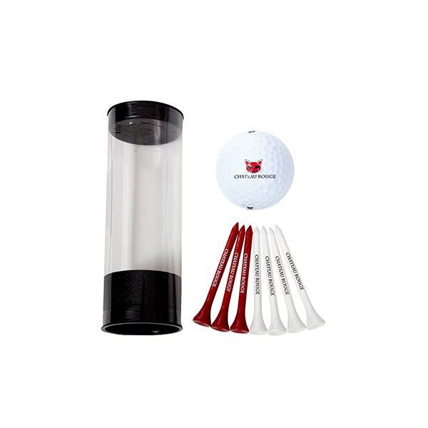 Wilson Ultra 1 Ball Tube with Tees